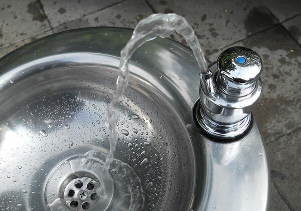 Ivókút fej szabályozott vízsugárral