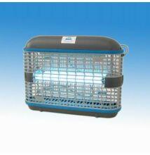 Moel Elektromos rovarcsapda, hatósugár: 12 m, 2x15 W-os fénycsővel.