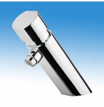 MCM Időzített, nyomógombos mosdó csaptelep, hideg vagy kevert vízre (10±3 mp)