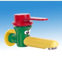 Idral KIDS egykaros fali mosdó csaptelep gyerekek részére, kevert vízre
