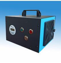 Ózon generátor, levegő fertőtlenítő és felület fertőtlenítő berendezés időzítővel, alumínium burkolattal