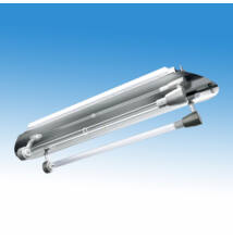 Mennyezetre szerelhető kombinált UV-C és ózonos levegő fertőtlenítő berendezés