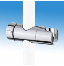 Idral Kézizuhany rögzítő készlet, D32 mm átmérőjű kapaszkodóhoz, krómozott