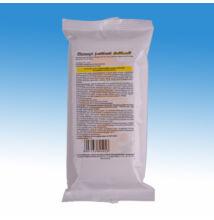 Clarasept fertőtlenítő törlőkendő 60 db-os tasak (utántöltő) kiszerelésben