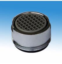 Víztakarékos aerator (perlator) házzal, tömítéssel 2,5 l/perc M24/1 (külső menetes)