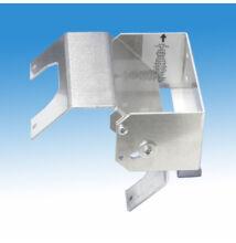 Moel tartókonzol az ML722 és az ML728 típusú infrafűtő berendezések, falra és állványra rögzítéséhez