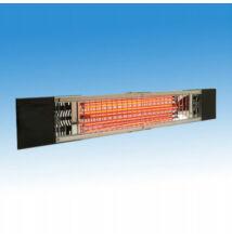 Moel PETALO infra hősugárzó, függeszthető kivitel, 1200 W-os, 730x38x120mm 4-6 m2; 230 V, láncos függesztéssel