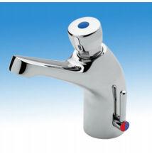MCM Időzített, nyomógombos keverőkaros mosdócsaptelep H-M vízre (15±3 mp)