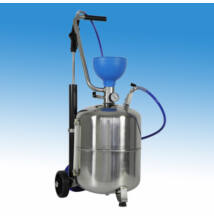 Mobil, szakaszos üzemű 24 literes habosító tartály (habgenerátor), mosóberendezés, mosópisztollyal -  habos mosáshoz (is