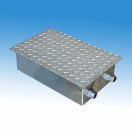 """Termosztatikus 1""""-os keverőszelep rozsdamentes dobozban Lv. 1,2mm, padlóba építhető, 30-65 °C, zuhanyoszlopokhoz"""