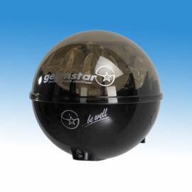 Germstar falra szerelhető, infrás kézfertőtlenítőszer adagoló induló szett, műanyag, fekete (adagoló+946 ml-es utántöltő