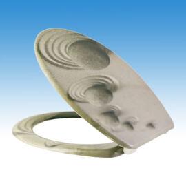 WC ülőke,polipropilén WC ülőke,kő mintás WC ülőke,műanyag WC ülőke