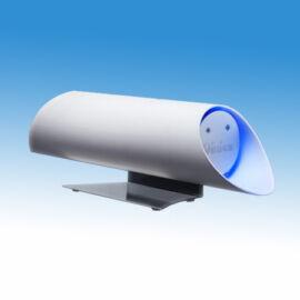 UV-C levegő fertőtlenítő berendezés alumínium burkolattal 45 m3 hatóterülettel, 6 W-os fénycsővel