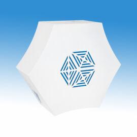 UV-C levegő fertőtlenítő berendezés, 20 m2 hatóterülettel, 8 W