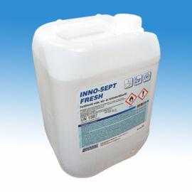 Inno-Sept Fresh alkoholos kézfertőtlenítőszer 5L-es kiszerelésben, baktericid, fungicid, virucid