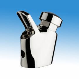 Nyomógombos ivókútfej bekapásgátlóval