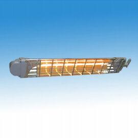 Moel FIORE infra hősugárzó, függeszthető kivitel, 1760 W-os, 835x112x83mm 8-10 m2; 230 V, láncos rögzítéssel