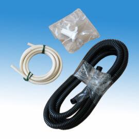 Valsir Pneumatikus cső WC tartályhoz, 2,5 m (falon belüli nyomógomb esetén)