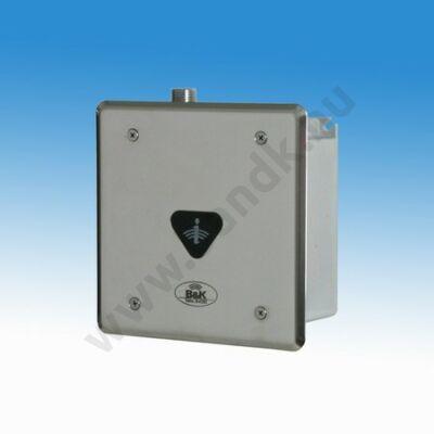 Zuhany csaptelep falba süllyeszthető kivitelben, infra vezérléssel,  falon belül csövezett zuhanyrendszerhez, 24 VAC