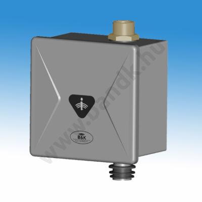 """Infrás WC-öblítő egység, eXkluzív rejtett csavarozású előlappal, 170x170x100 mm-es, 3/4""""-os műanyag szelep, 230 V AC táp"""