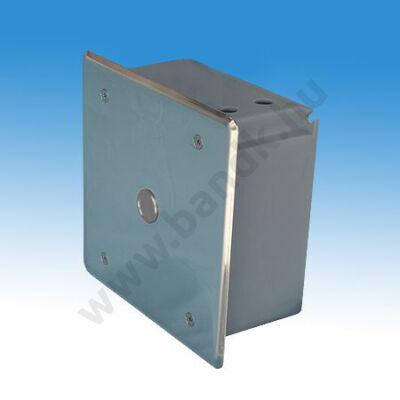 Központi zuhanyvezérlő egység, börtönök, büntetésvégrehajtási intézetek számára. 230/24 V, dobozba szerelve, külön indí