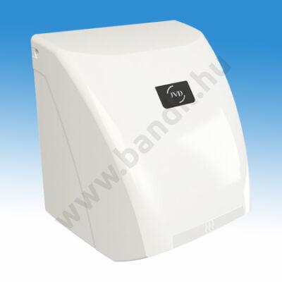 Infrás kézszárító ABS burkolattal (2100 W), fehér