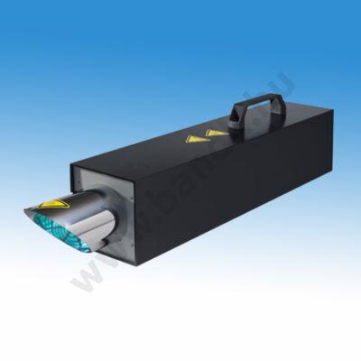 Ózon generátor, levegő fertőtlenítő és felület fertőtlenítő berendezés, alumínium burkolattal, 4x36 W, 6000 mg/h