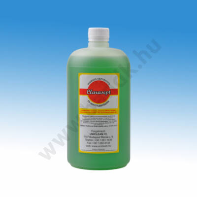 Clarasept higiénés kéztisztító és fertőtlenítő szer, 1 l-es tork adagolókhoz