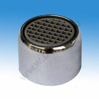 Víztakarékos aerator (perlator) házzal, tömítéssel 2,5 l/perc M22/1 (belső menetes)