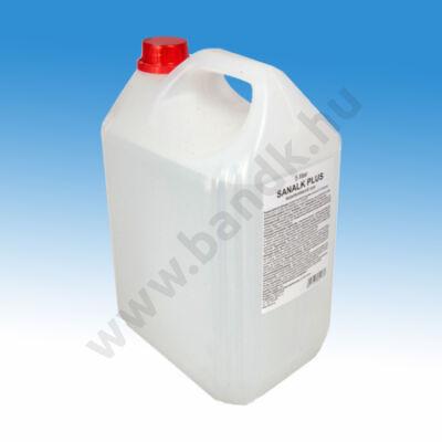 Sanalk Plus felület fertőtlenítő szer, 5l-es kannában