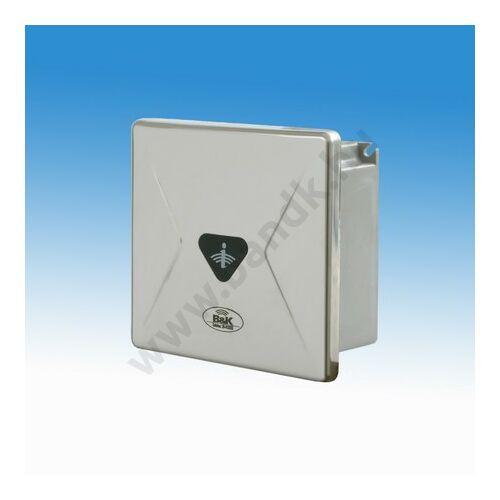 Infrás csoportos piszoár-öblítő érzékelő rejtett csavarozású előlappal, 230 V AC tápegységgel