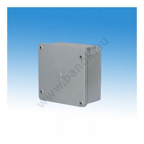 Időzítő egység csoportos piszoár szelephez, műanyag előlappal, 150 mm-es műanyag dobozban, 230 V
