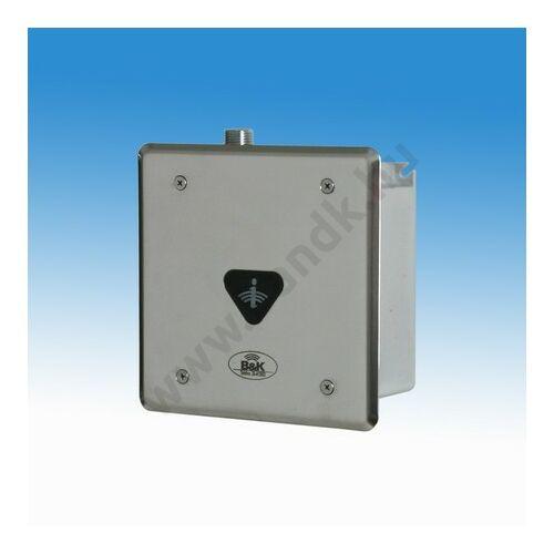 Zuhany csaptelep falba süllyeszthető kivitelben, infra vezérléssel,  falon belül csövezett zuhanyrendszerhez, 24 V