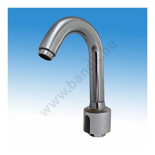 GREEN víztakarékos infrás, mosdó csaptelep, hideg vagy kevert vízre, 230 V AC
