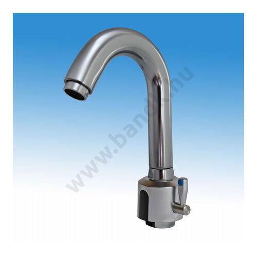 GREEN víztakarékos, infrás mosdó csaptelep, hideg és meleg vízre, 230 V AC
