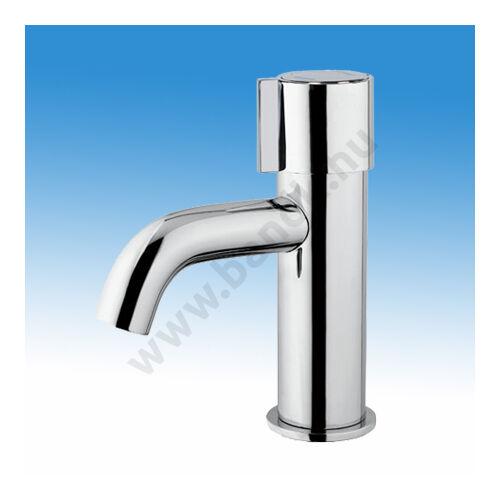 Idral Időzített, nyomógombos, fejben keverős mosdócsaptelep H-M vízre (15±5 mp)