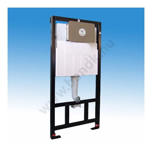 falba építhető wc tartály,falsík alatti WC tartály,szerelőkeretes WC tartály,falsík alatti szerelesé rendszer