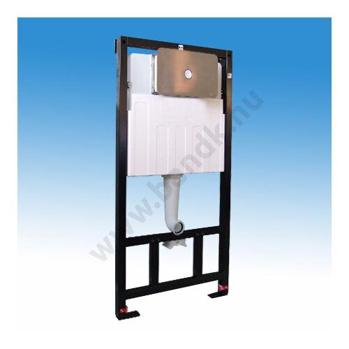 beépíthető WC tartály,falba építhető wc tartály,falsík alatti WC tartály,szerelőkeretes WC tartály