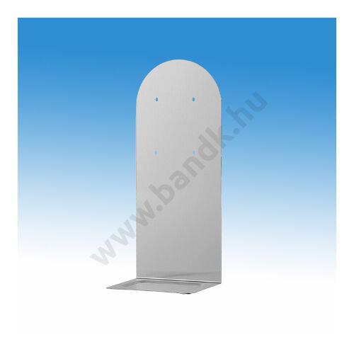 Rozsdamentes csepptálca a BKH0010613; BKH0010614; BKH0010644; BKH0010645 típusú fali infrás automata adagolókhoz