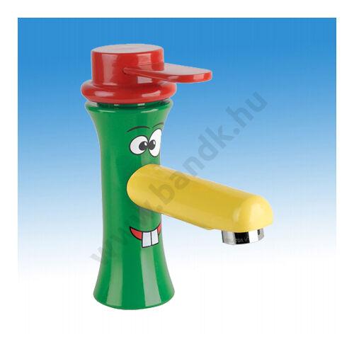 Idral KIDS Egykaros mosdó csaptelep gyerekek részére, kevert vízre