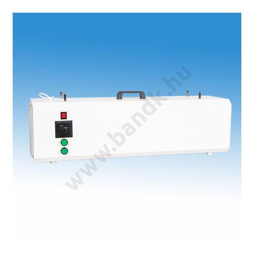 UV-C levegő fertőtlenítő berendezés, 65 m2 hatóterülettel, 45 W