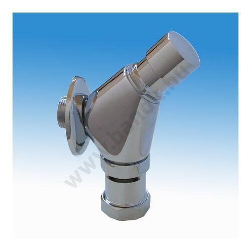 Silfra Időzített, nyomógombos falon kívül szerelt  WC-öblítő szelep (7±3 mp)