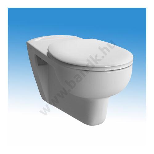 WC csésze,porcelán WC,fali WC,hátsó kifolyású WC,akadálymentes WC,mozgáskorlátozott WC