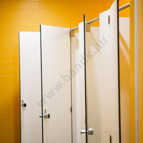 WC-válaszfalak, zuhanyválaszfalak, piszoár válaszfalak javítása, felújítása
